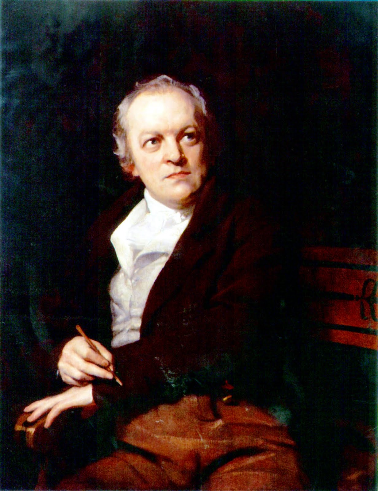Margen De Lectura William Blake Una Visión Memorable