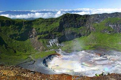 Lereng Gunung Dempo
