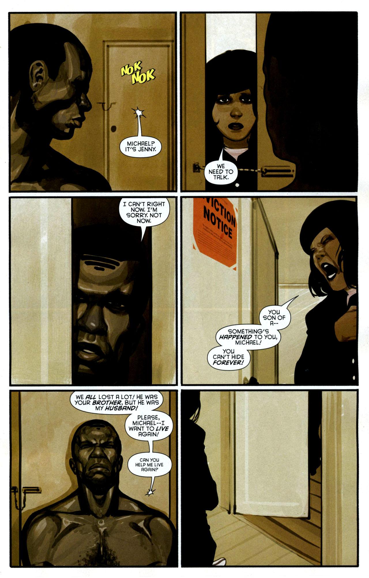 Read online Azrael: Death's Dark Knight comic -  Issue #3 - 20