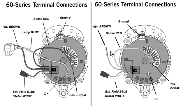 12 Volt Dc Alternator Wiring Diagram, 12, Free Engine