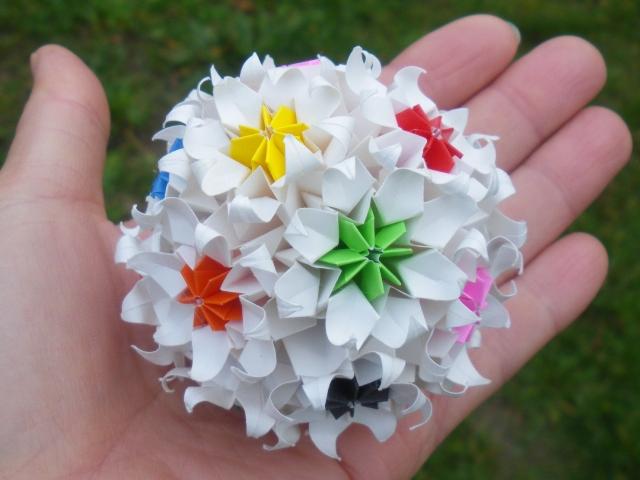 クリスマス 折り紙 折り紙で作る花 : divulgando.net