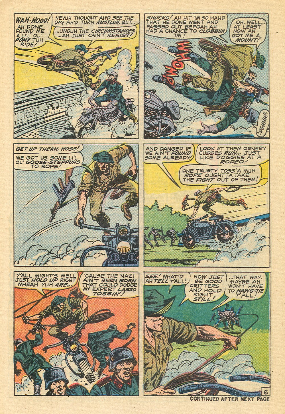 Read online Sgt. Fury comic -  Issue #71 - 9