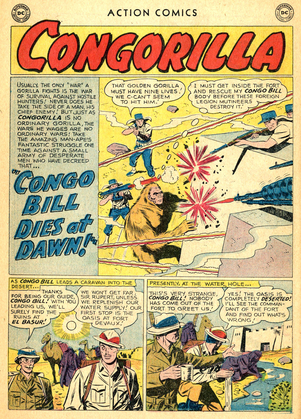 Read online Action Comics (1938) comic -  Issue #252 - 18