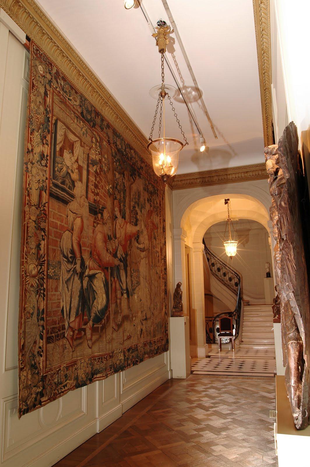 El Palacio Errázuriz, sede del museo de arte decorativo