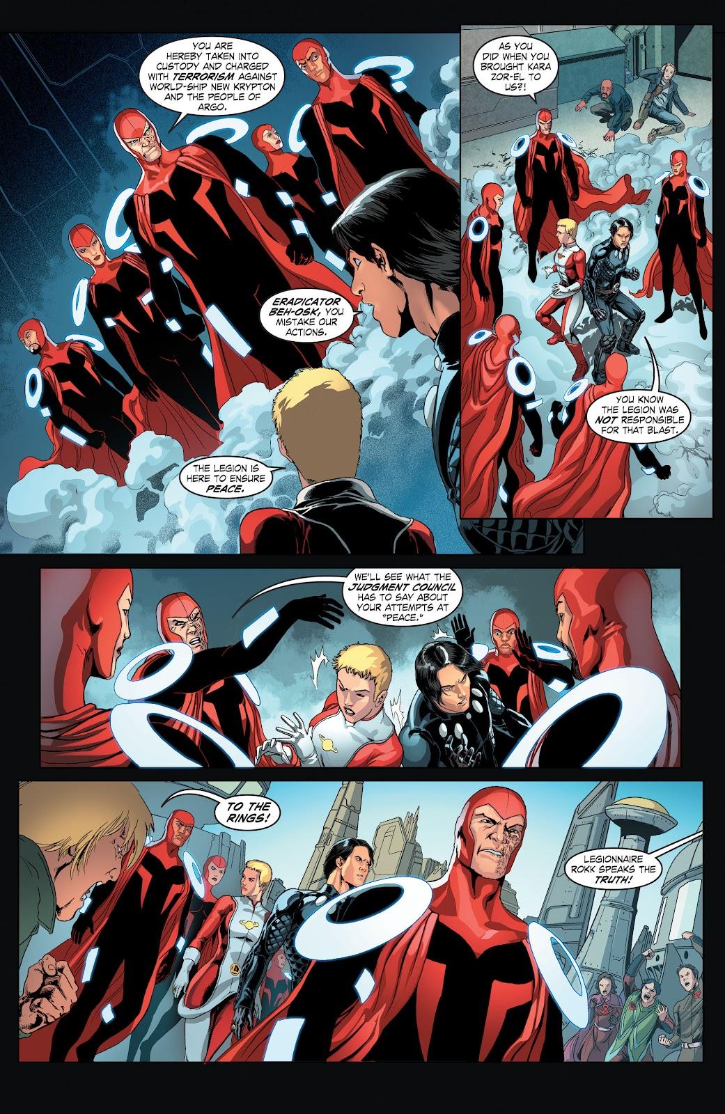 Read online Smallville Season 11 [II] comic -  Issue # TPB 4 - 47