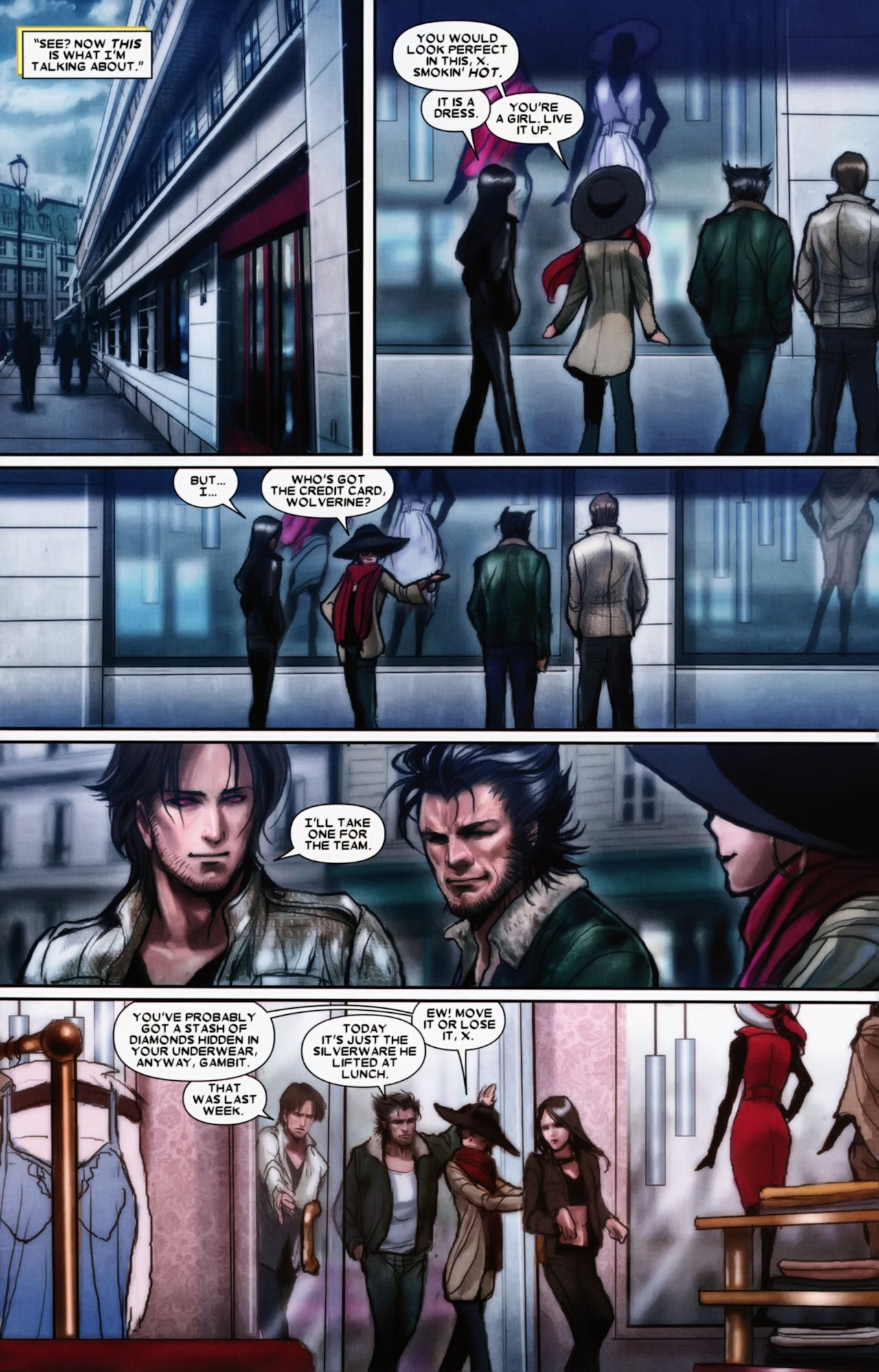 Read online X-23 (2010) comic -  Issue #11 - 8