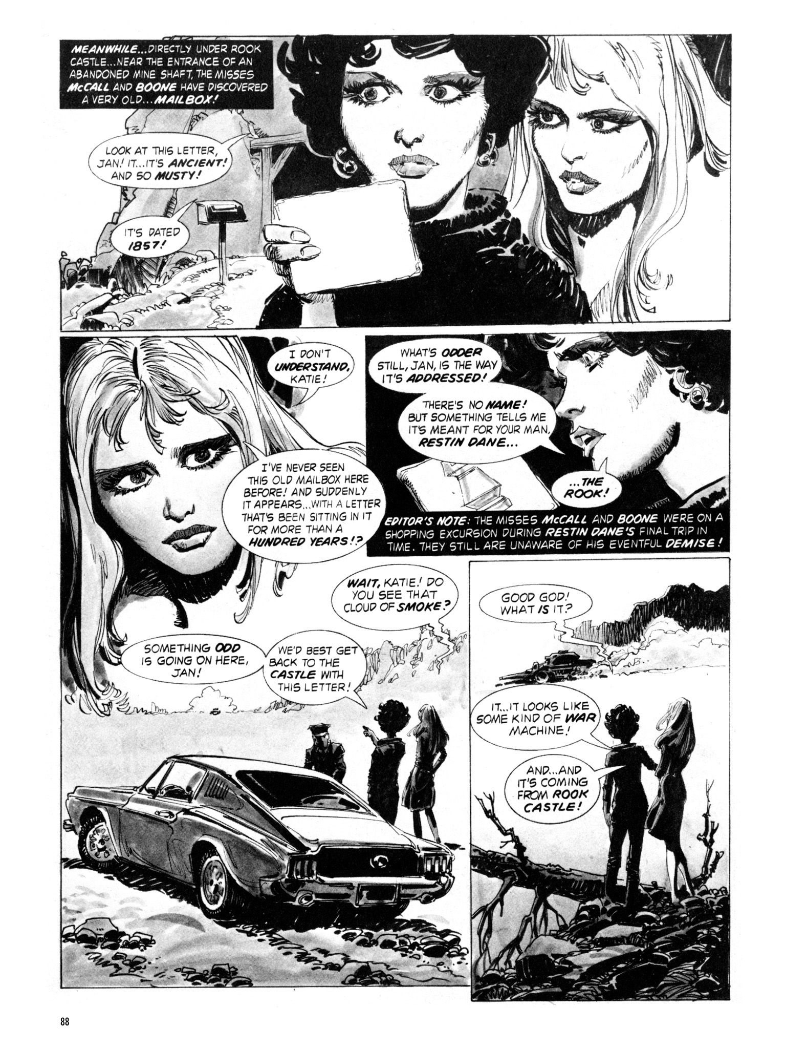 Read online Eerie Archives comic -  Issue # TPB 18 - 89