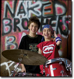 Naked brothers band valentines special can