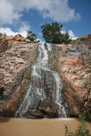 Jaramadagu Waterfalls, Chikkaballapura