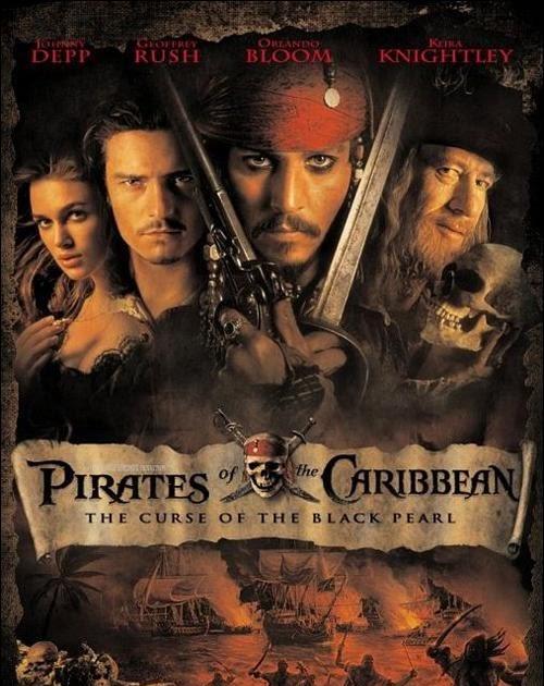 piratas del caribe maquina