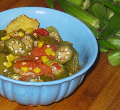 Fresh Creole Stewed Okra, a humble but beloved Southern favorite, with spicy Creole flavors for a mouthwatering side dish.