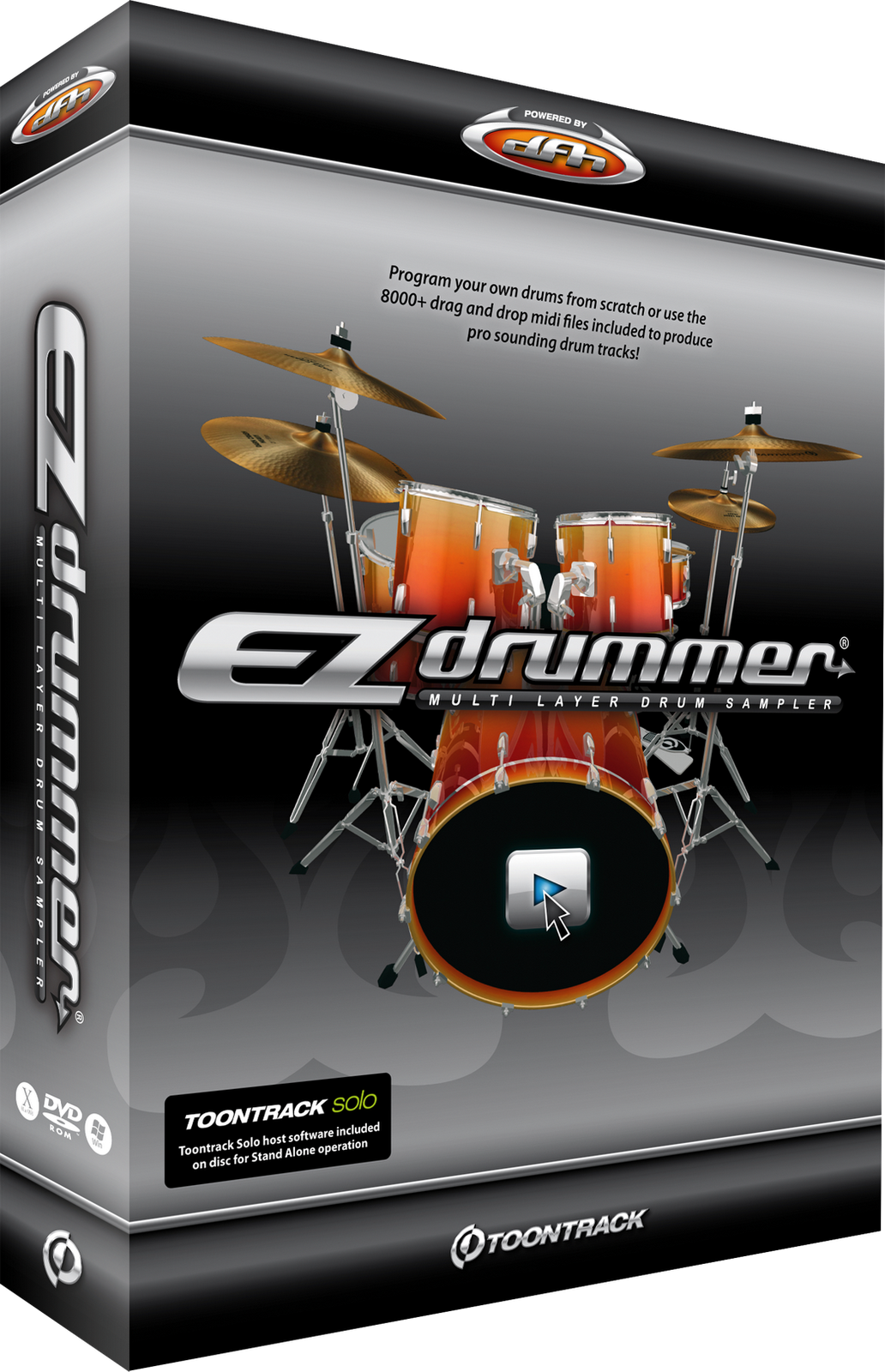 Xln audio addictive drums dvdr hybrid airiso
