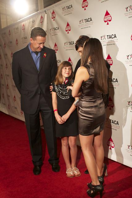 The OC Gazette: TACA's Ante Up For Autism Event
