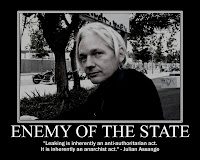 wikileaks is not a psy op?