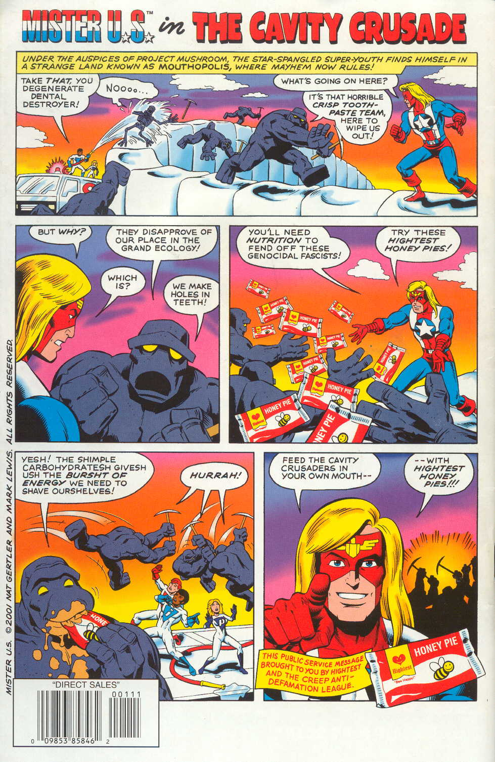 Read online Ultiman Giant  Annual comic -  Issue # Full - 60