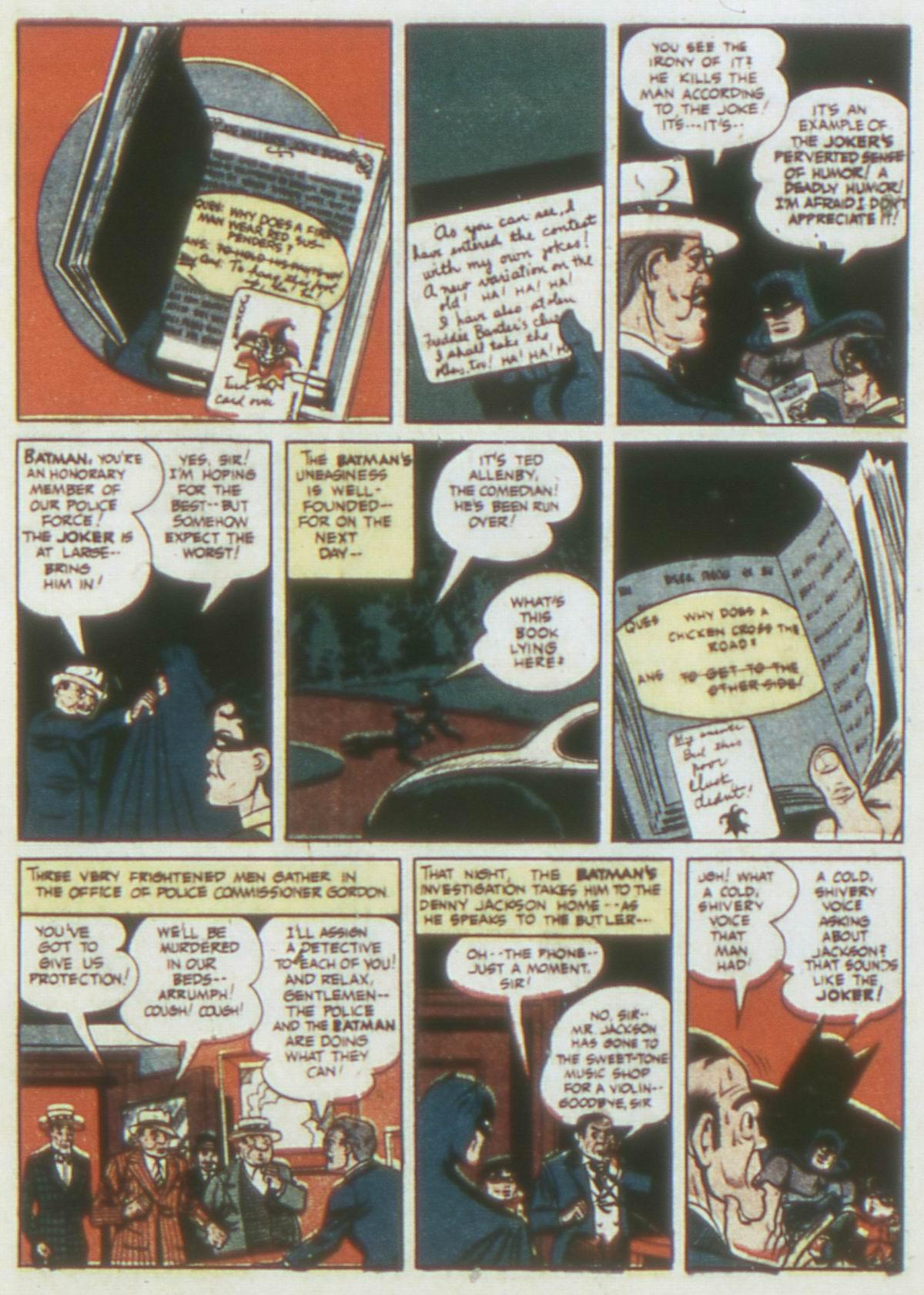 Detective Comics (1937) 62 Page 6