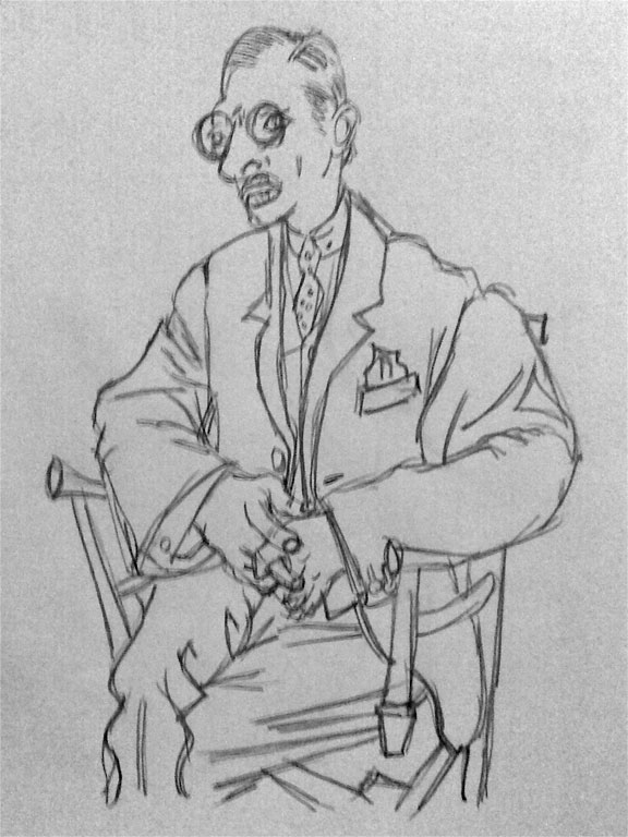 pablo picasso sketches - photo #25
