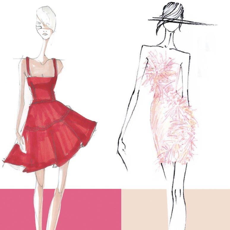 bd31cdcbb28 Fabulous Doodles Fashion Illustration blog by Brooke Hagel  2010