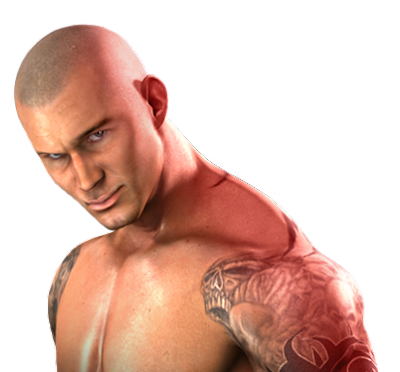 randy orton fake naked