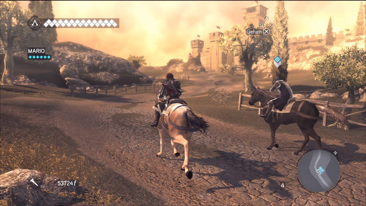 Iqgamer Tech Analysis Assassin S Creed Brotherhood Ps3 Vs 360
