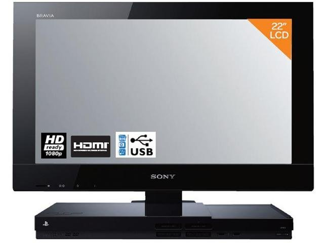 IQGamer: Sony Delivers a PS2 And HDTV In One