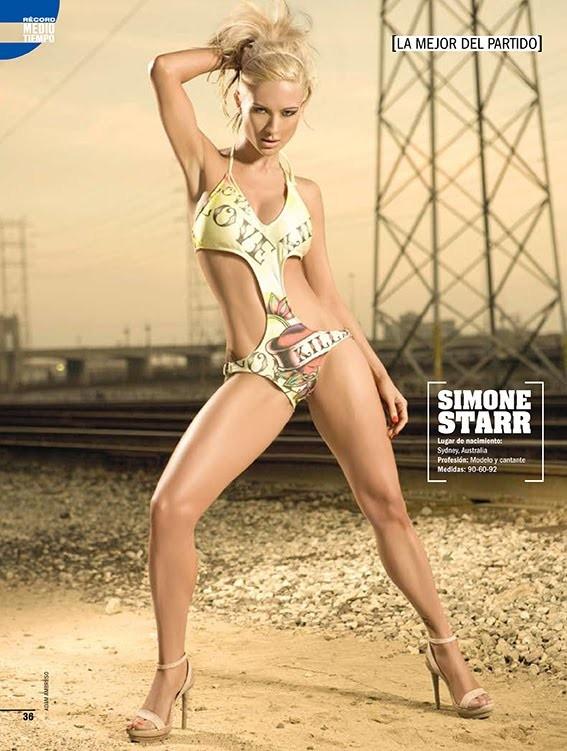 Halle Berry Cute Wallpaper Wallpaper World Simone Starr In Sexy Bikini