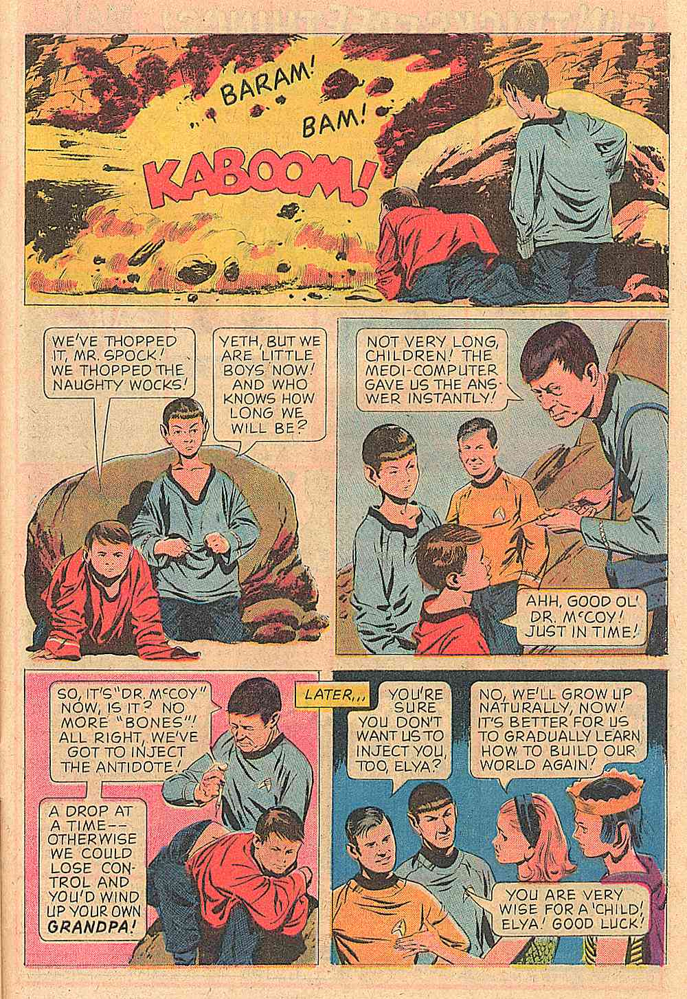 Star Trek (1967) issue 42 - Page 24