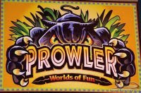 Prowler - Worlds of Fun New Coaster