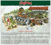 Adventure Mountain Dollywood