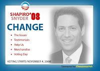 Mark Shapiro for President