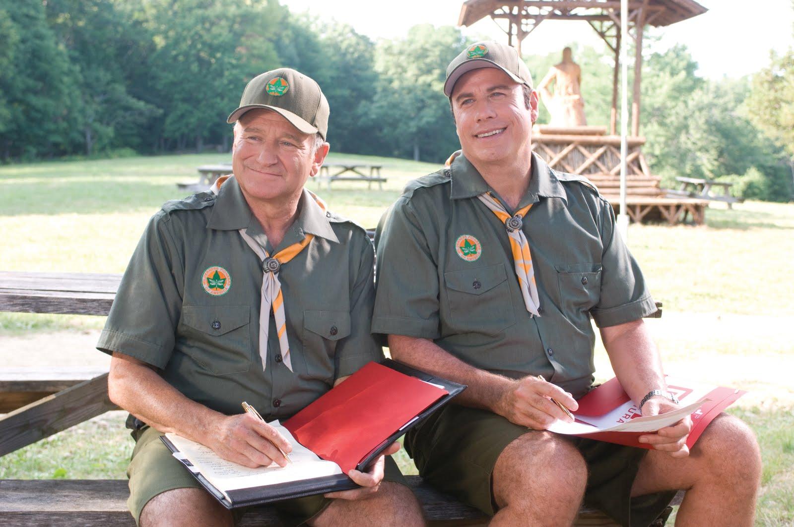 Imagina descobrir de repente que você é pai de gêmeos. É assim que a vida  de Dan (Robin Williams) vira uma completa bagunça em Surpresa em Dobro e59a6c4aa37