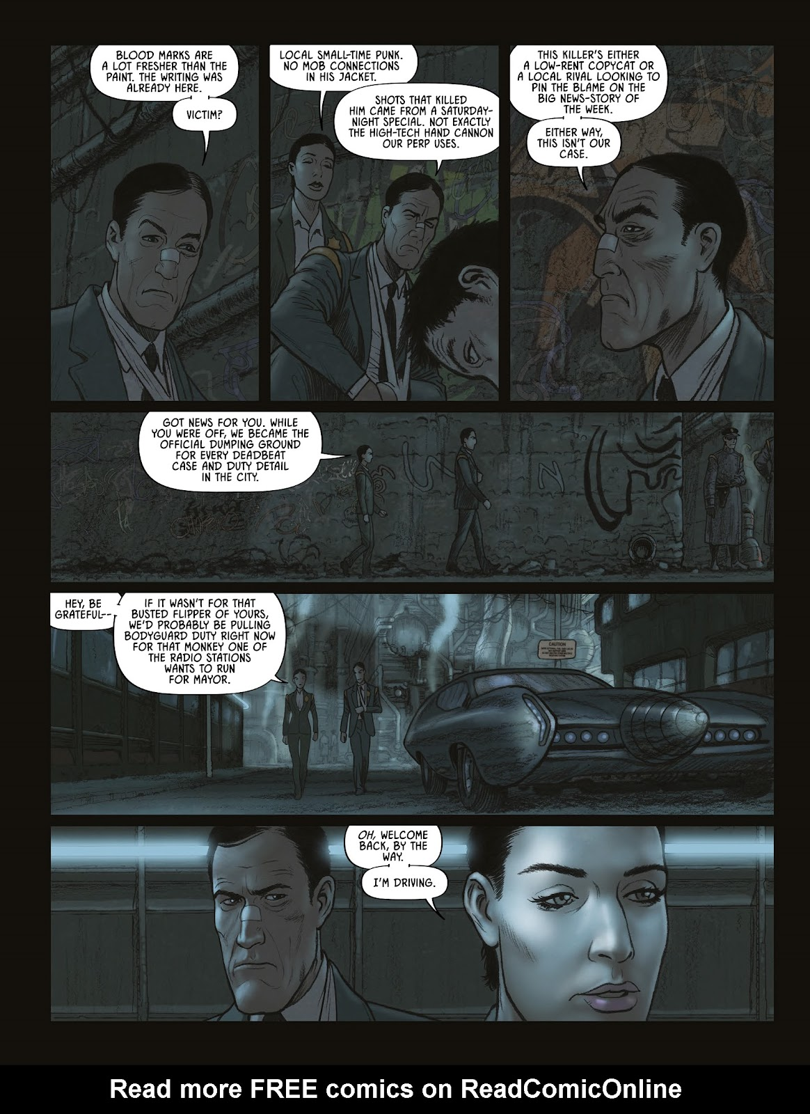 Judge Dredd Megazine (Vol. 5) issue 427 - Page 18