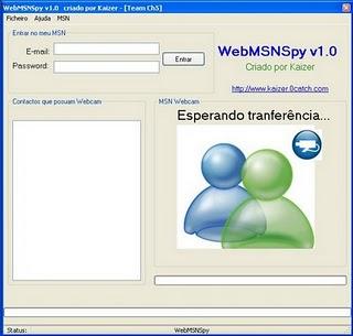 webmsnspy v 1.0