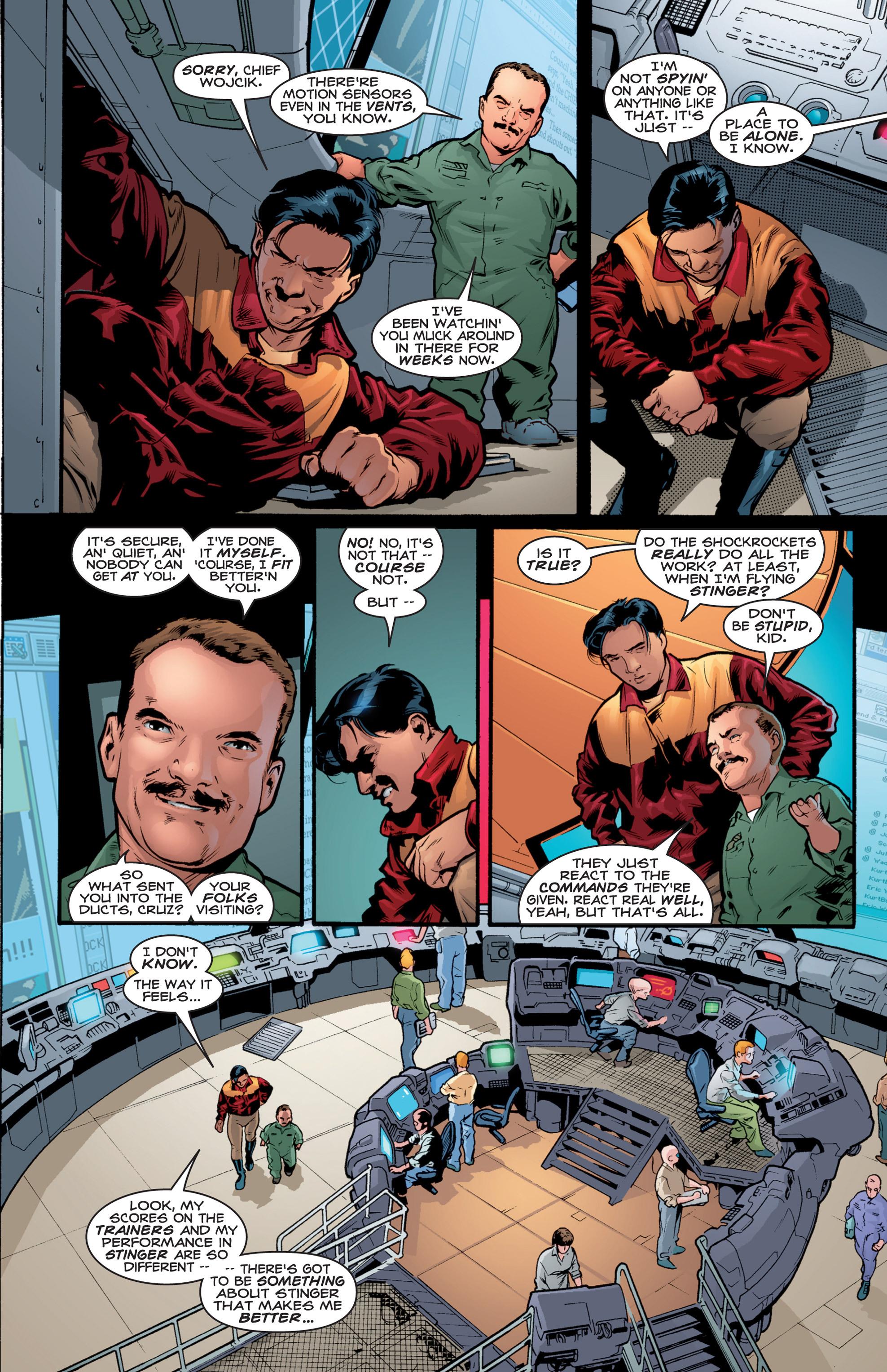 Read online Shockrockets comic -  Issue # TPB - 84