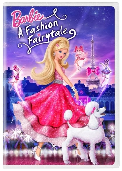 Thanks Mail Carrier Barbie A Fashion Fairytale Dvd Review