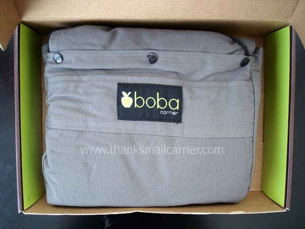 Mail Carrier Boba Classic 2g Baby