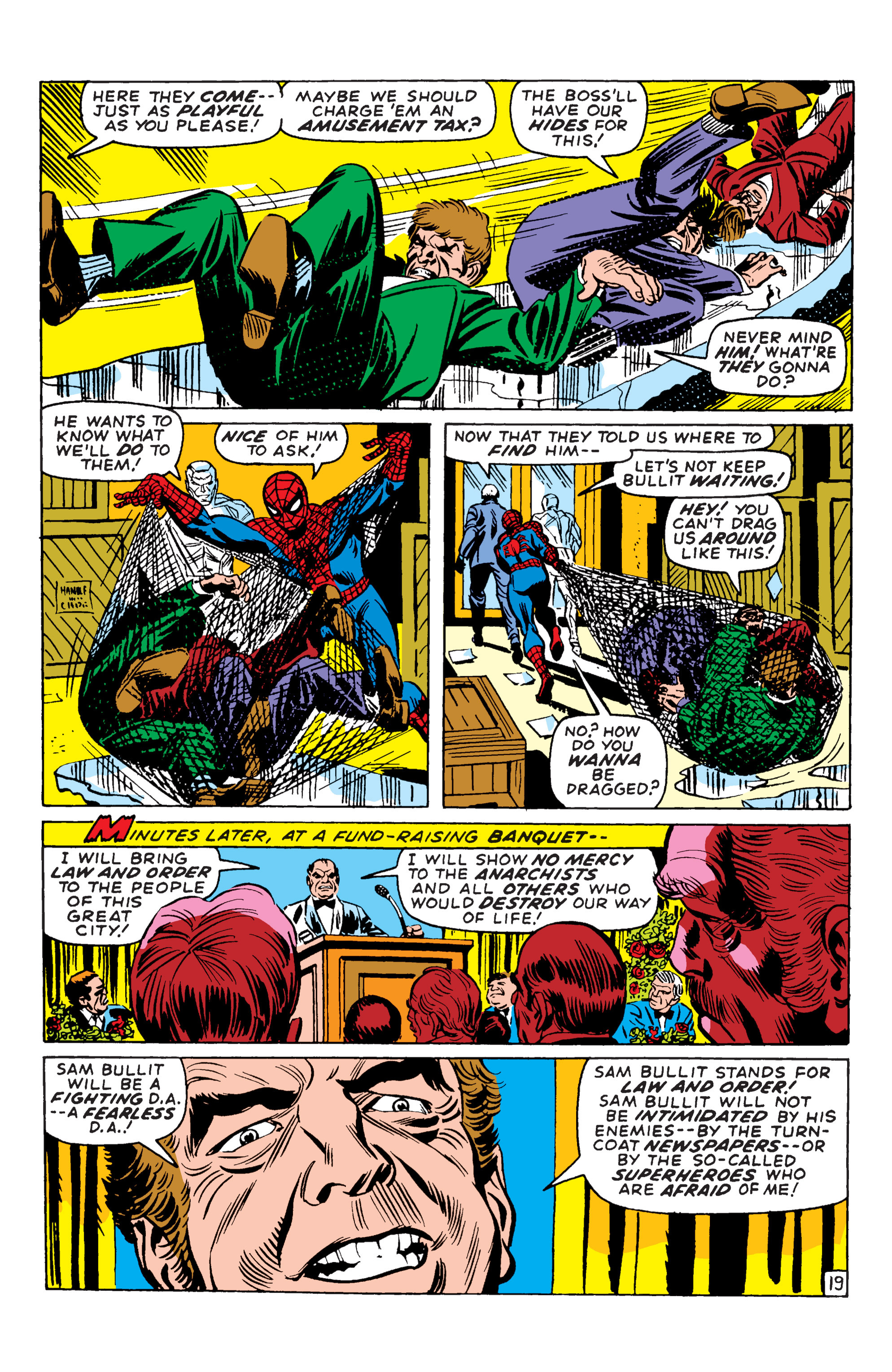 The Amazing Spider-Man (1963) 92 Page 18