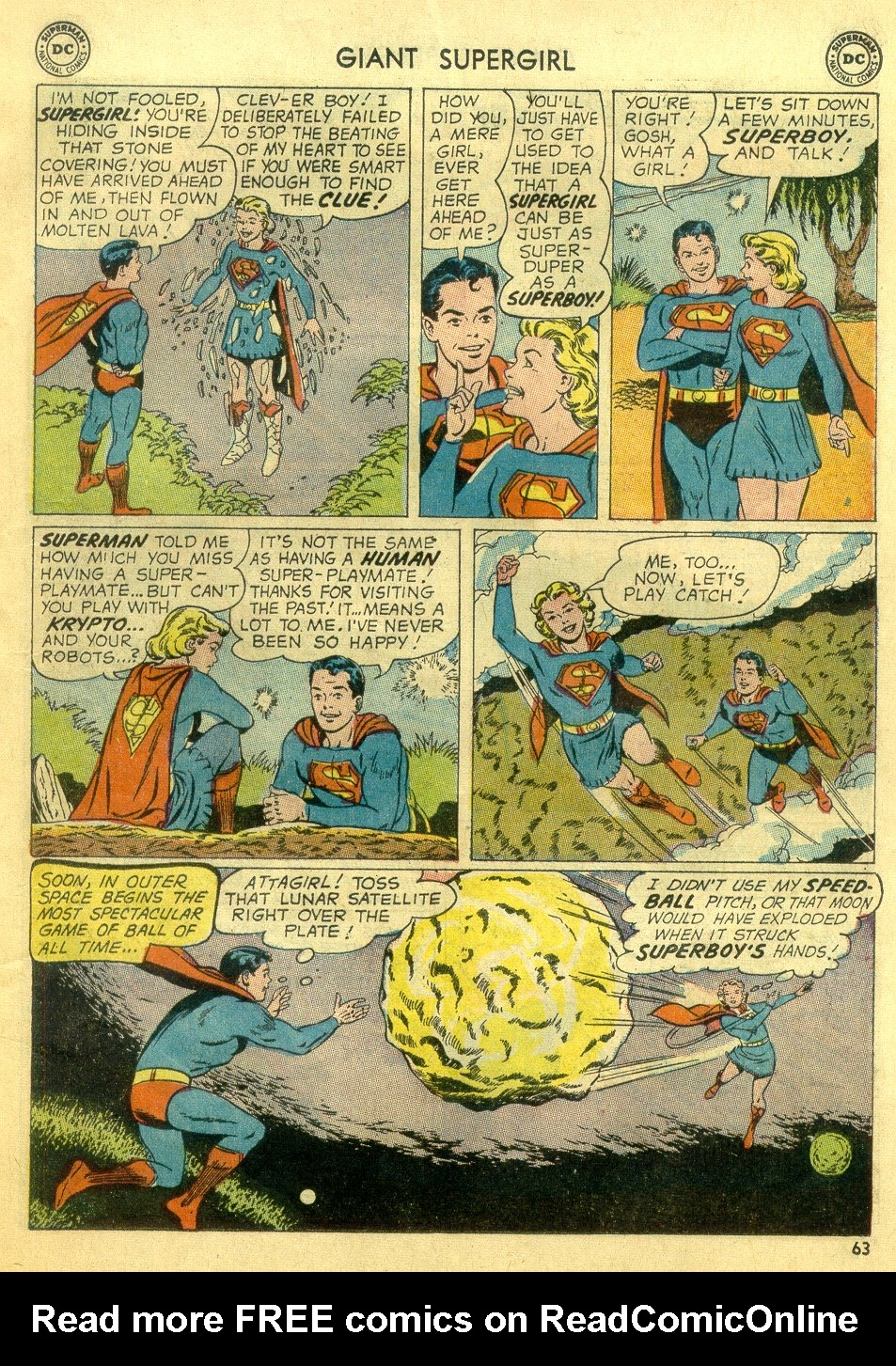 Action Comics (1938) 334 Page 64