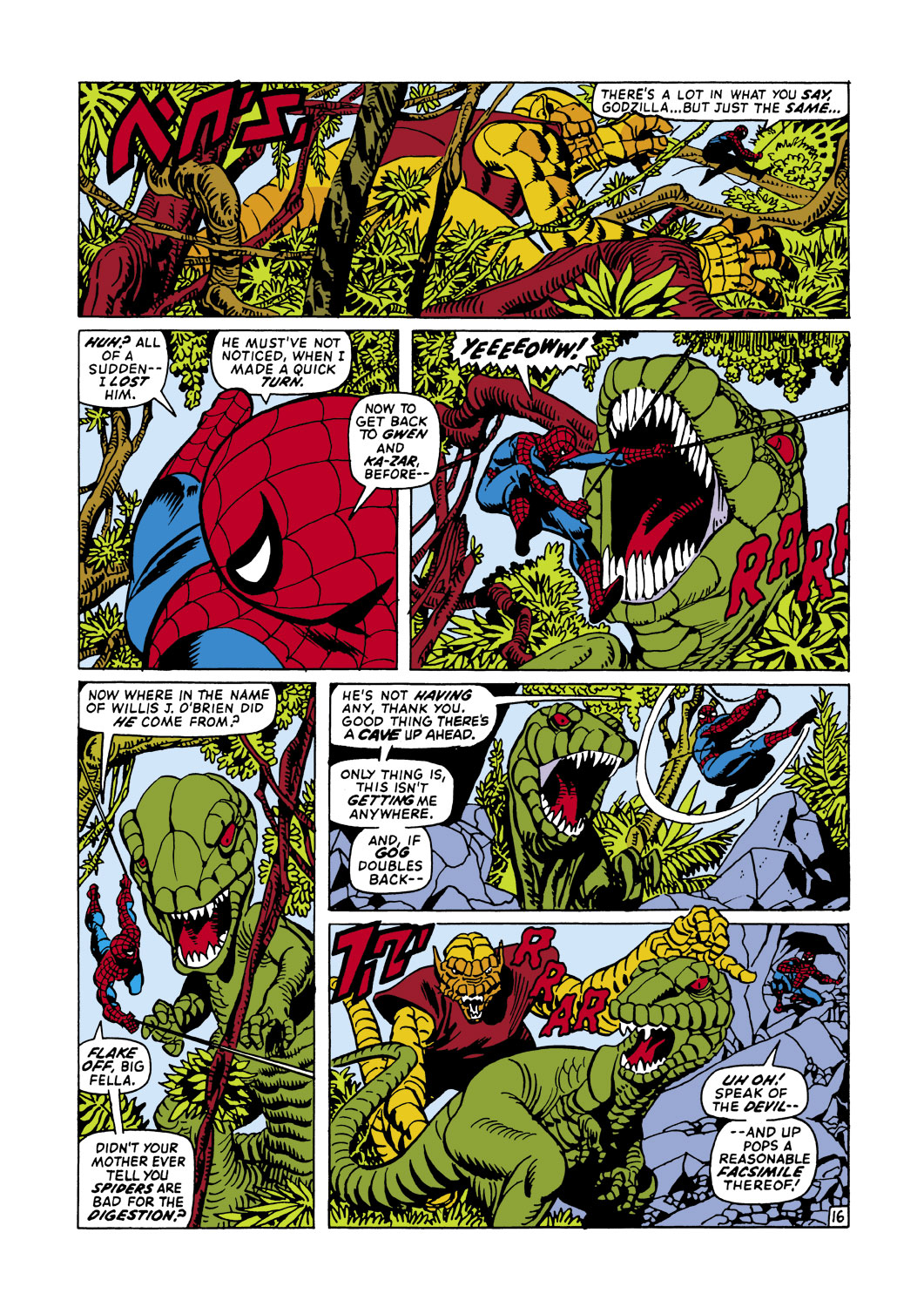 The Amazing Spider-Man (1963) 104 Page 16