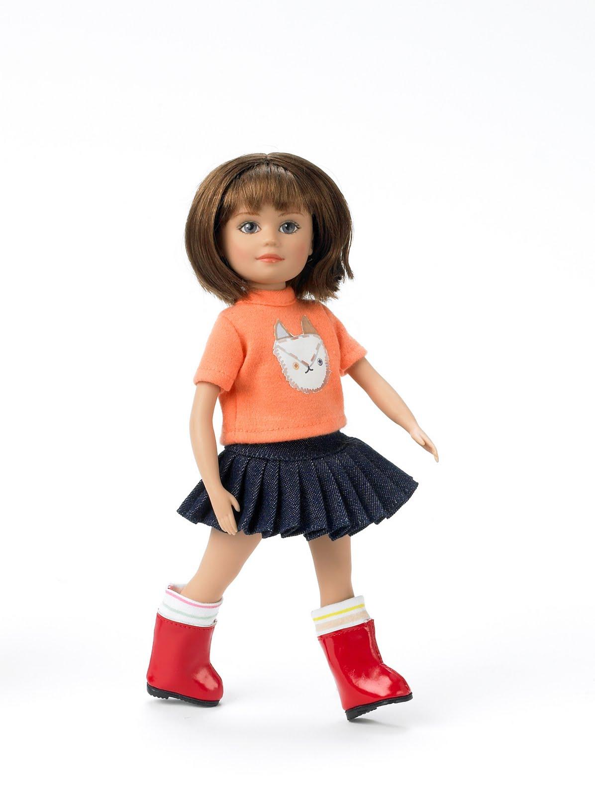 [Ramona Quimby doll].