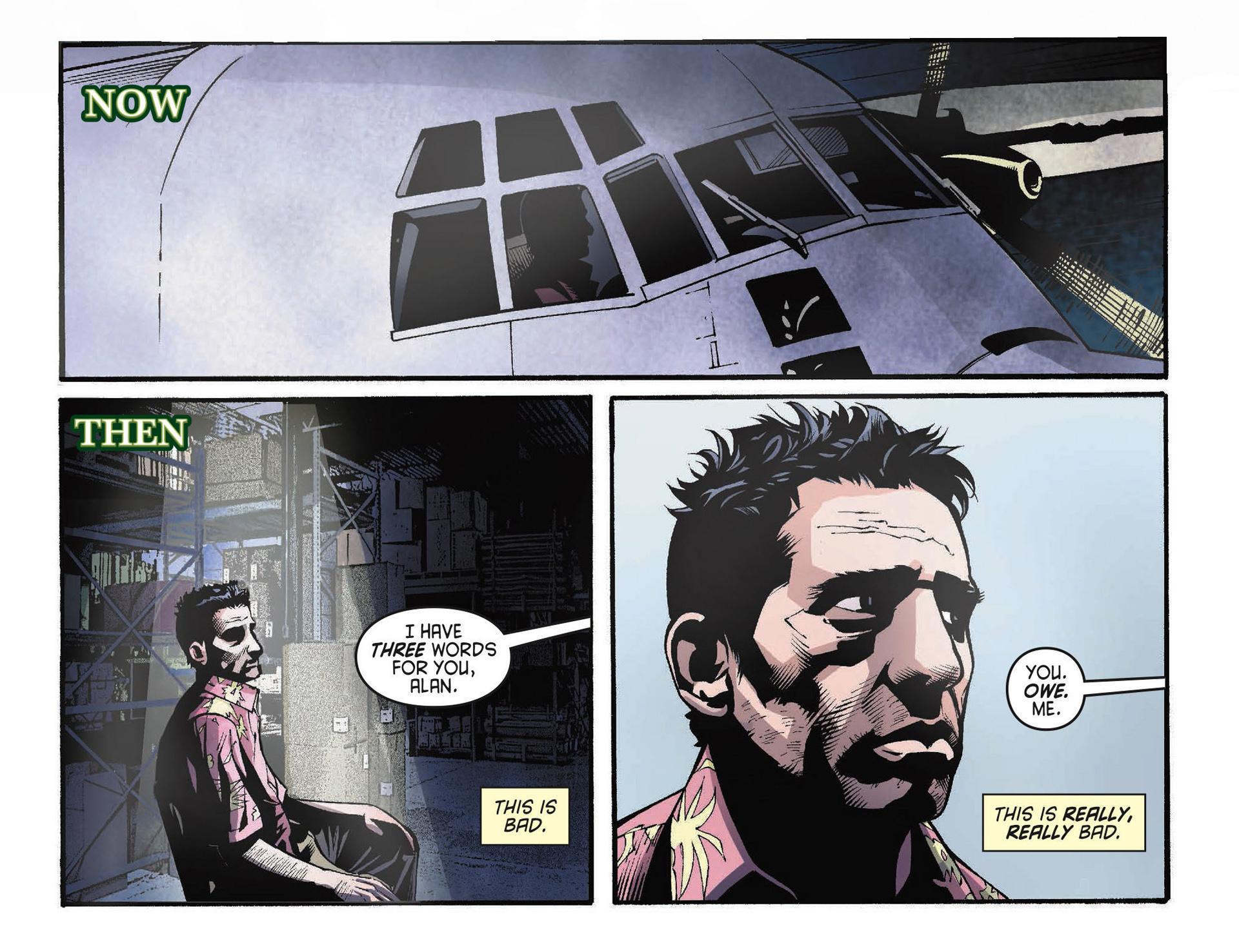 Read online Arrow [II] comic -  Issue #34 - 4