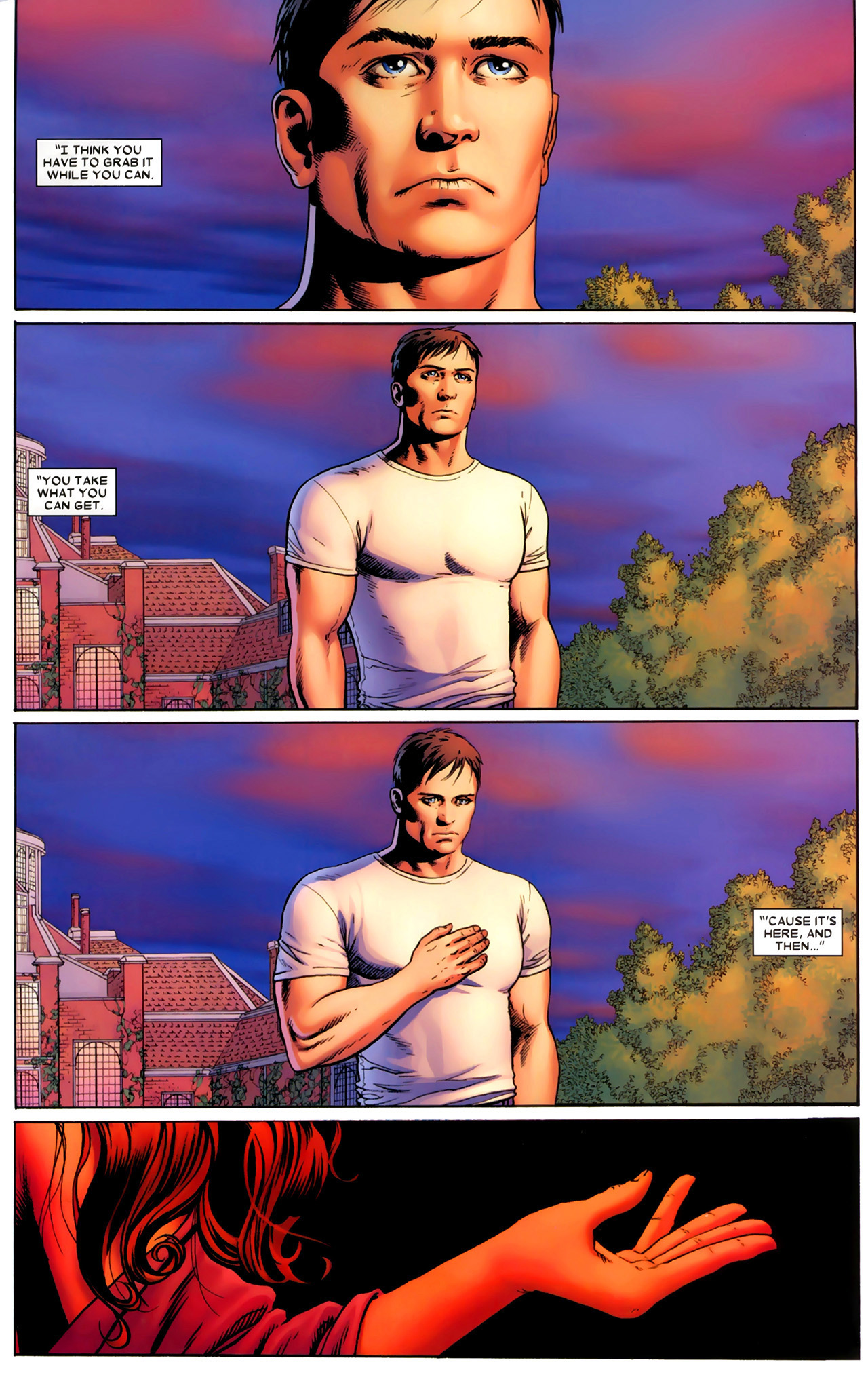 Read online Giant-Size Astonishing X-Men comic -  Issue # Full - 42