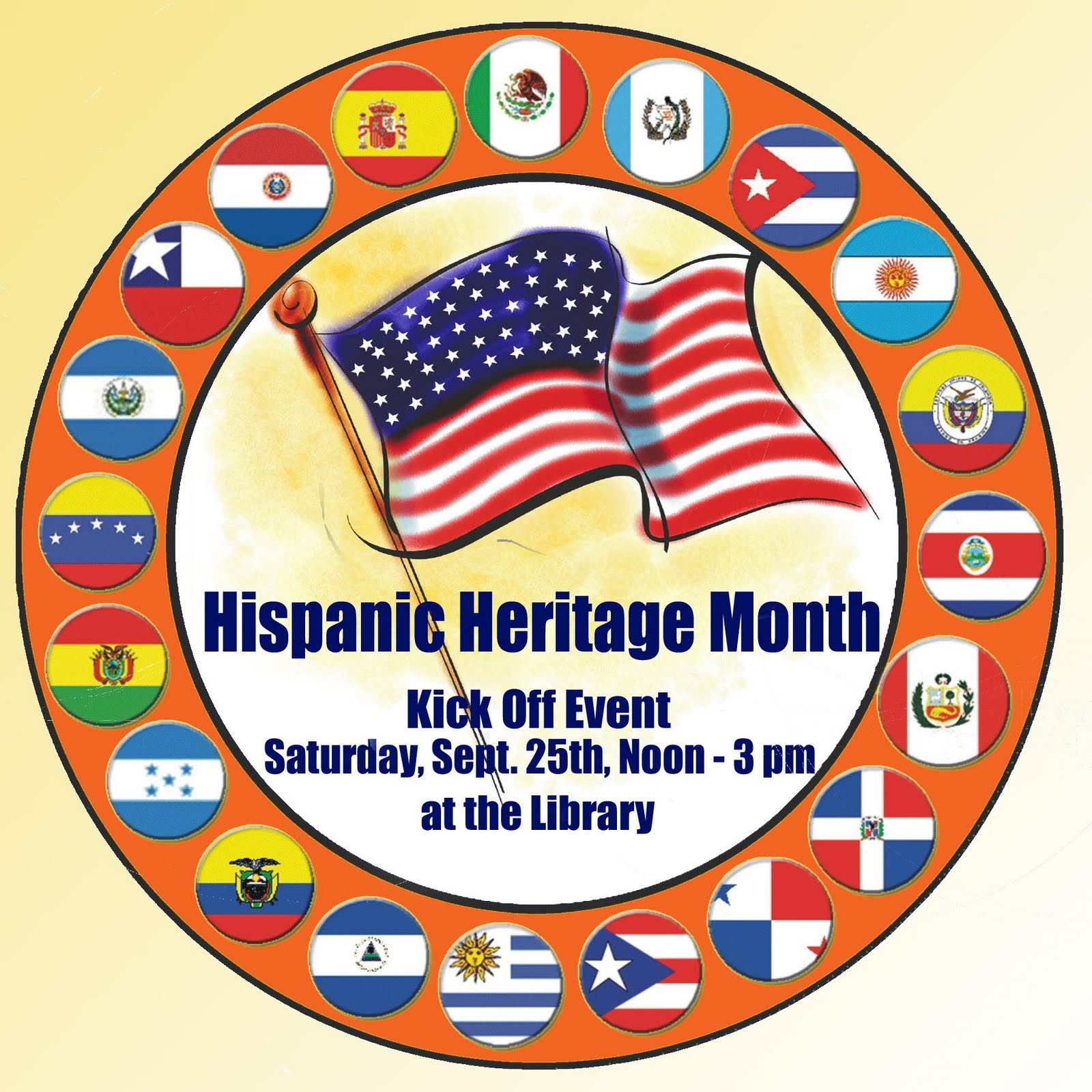 About National Hispanic Heritage Month