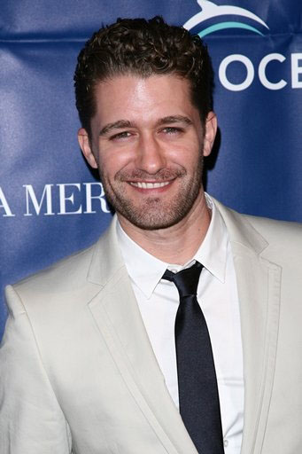 Matthew morrison not gay elle