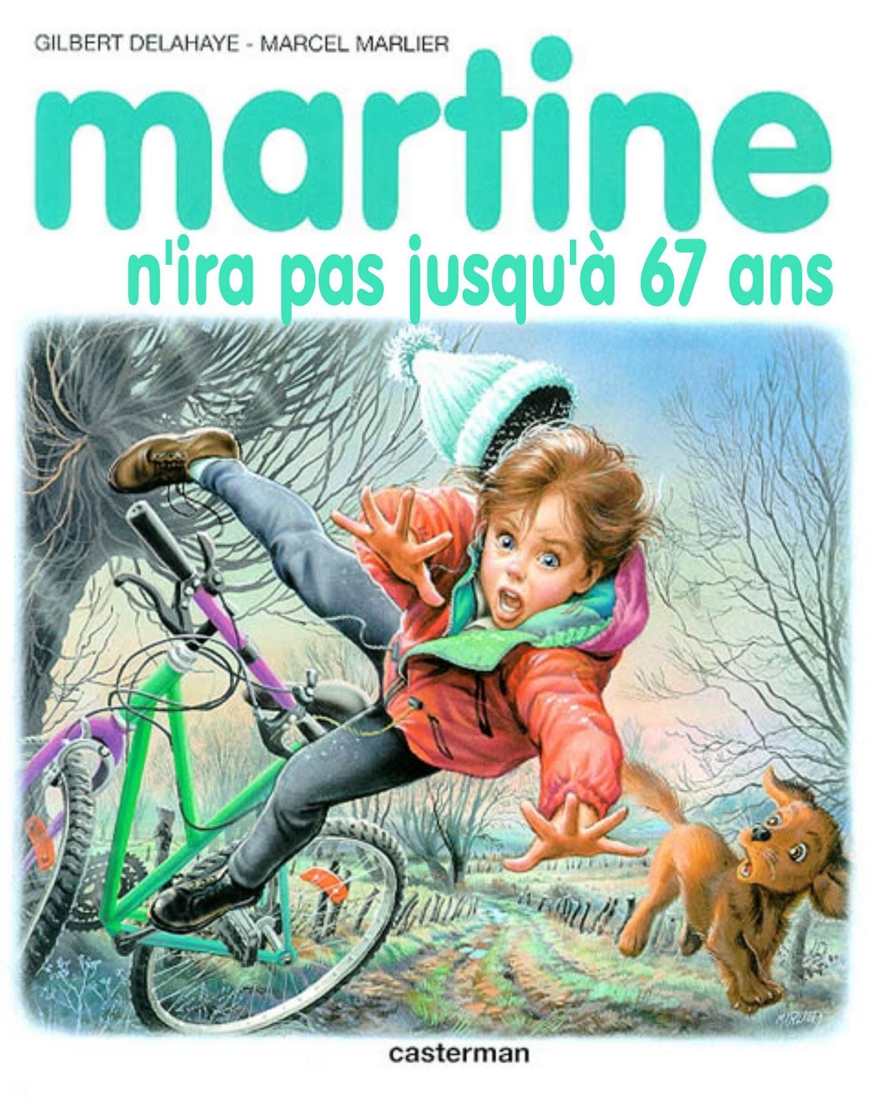 De tout et de rien martine le retour - Martine dessin ...