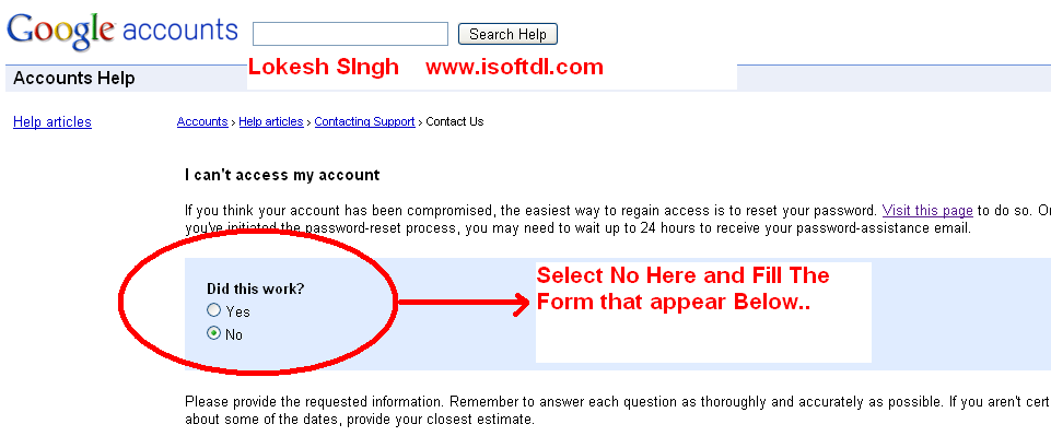 how to fix my hacked gmail account