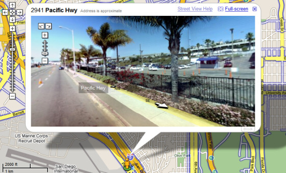 HD Decor Images » New Cities in Google Maps Street View
