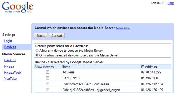 Google Operating System: June 2008