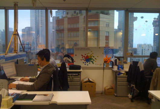 Hong kong office - 5 6