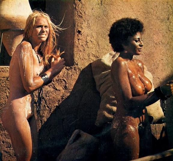Pam grier naked